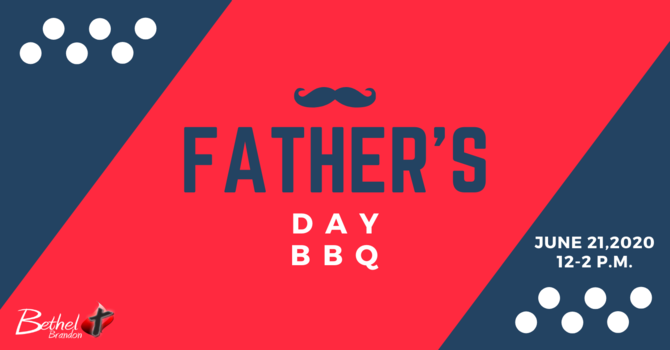 Father's Day Drive Through BBQ