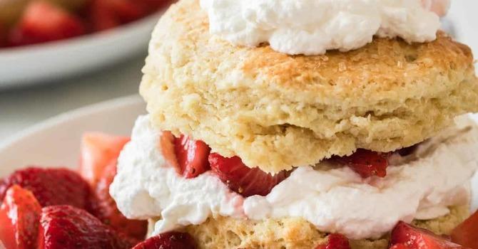 Strawberry Shortcake Take-Out