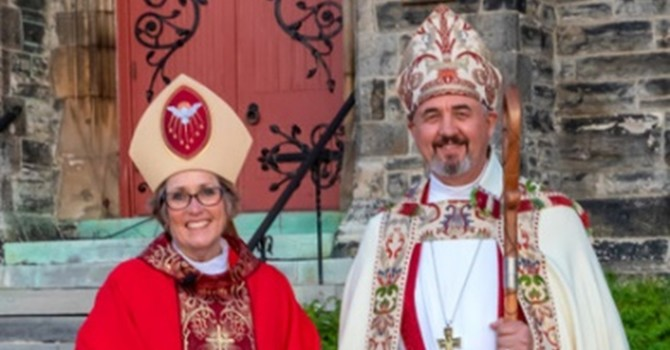 New Bishop of Ottawa Consecrated image