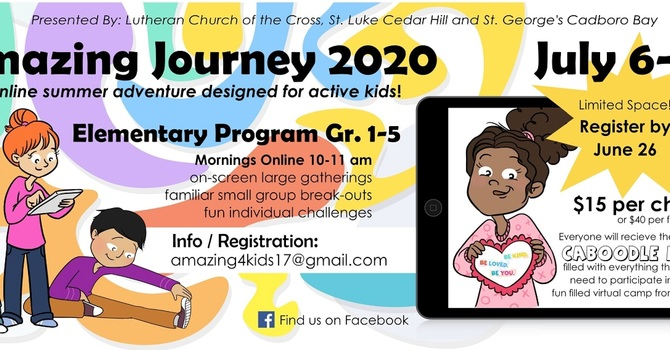Amazing Journey Summer Day Camp image