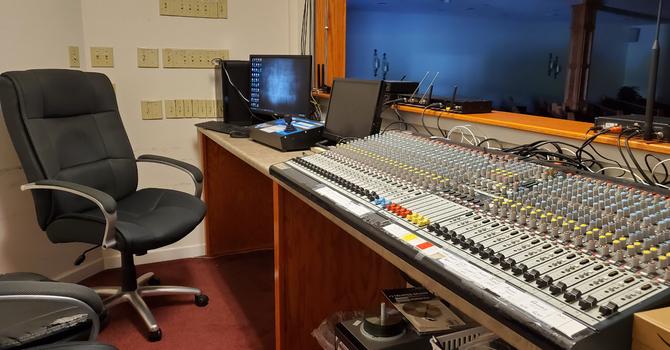 Audio/Video Room