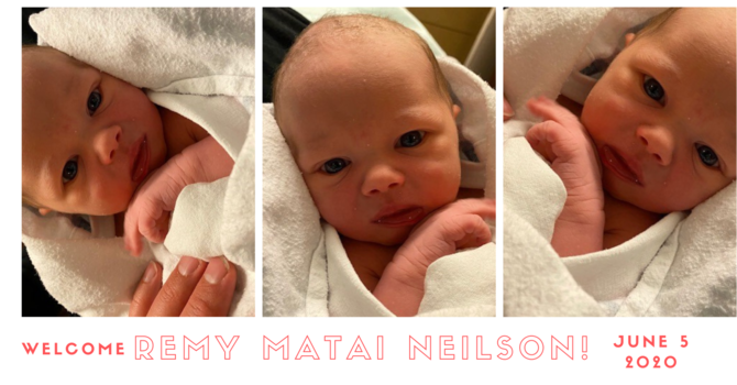 Congratulations to Brendon and Melanie Neilson! image