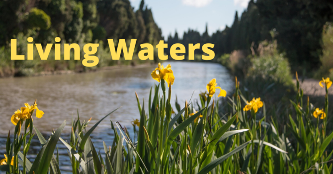June Living Waters Newsletter image