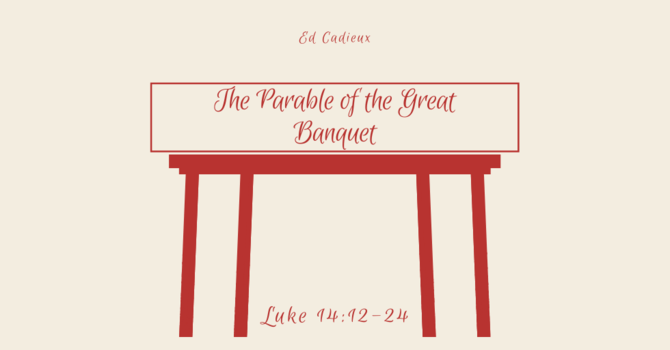 Parable of the Great Banquet
