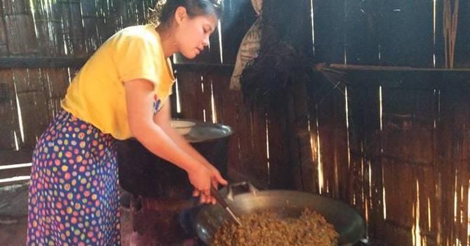 Soup in Burma image