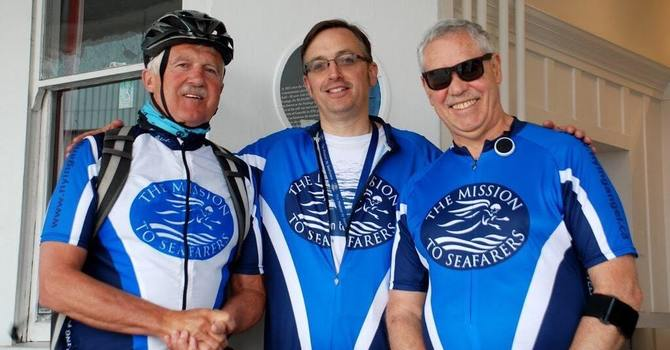 Summer 2020 Cycle for Seafarers