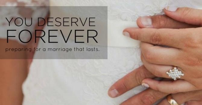 You Deserve Forever