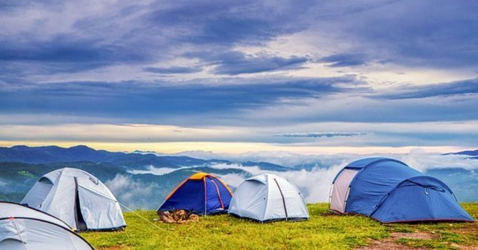 Camping Grant Request to Government
