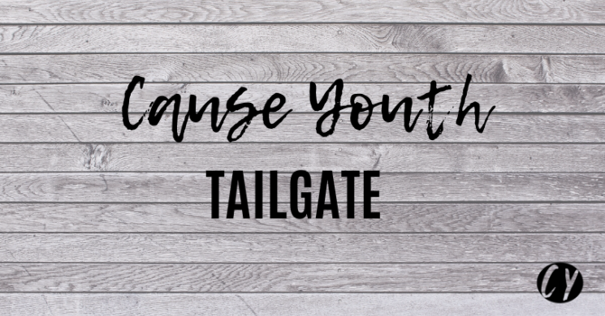 Youth Tailgate