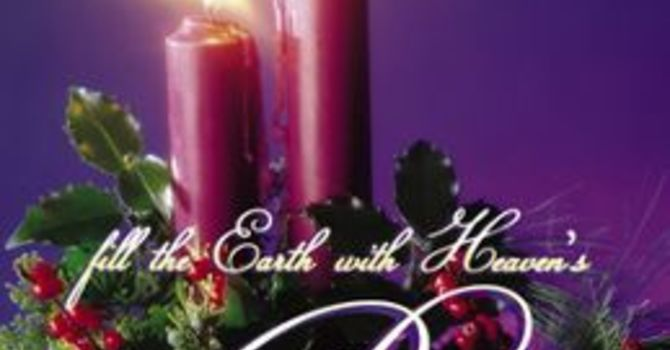 Advent Two - Peace On Earth image