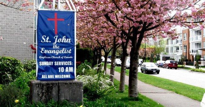 St John's Advanced Polling Station image