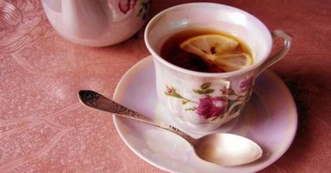 Tea & Coffee Conversation Groups Starts Again image