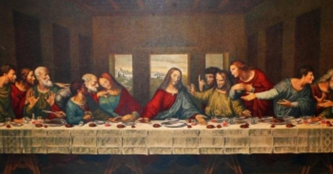 The Incredible Rhythm Of Holy Week image
