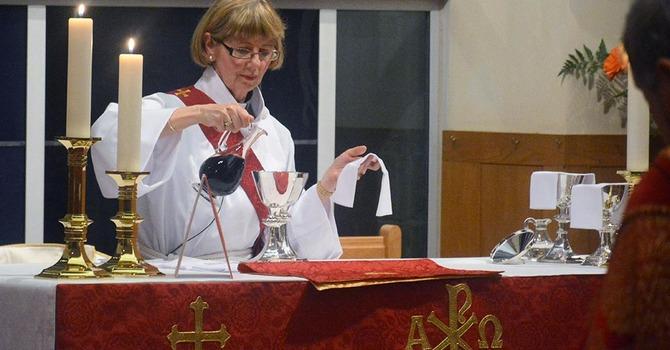 Deacon Juanita's Covenant With Saint John's image