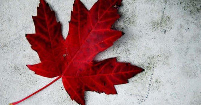 St Thomas And Canada Day image