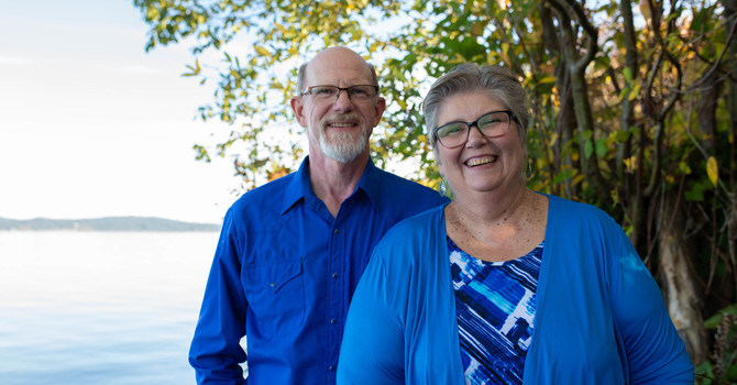 Meet Pastor Dwight & Sandra Geiger image