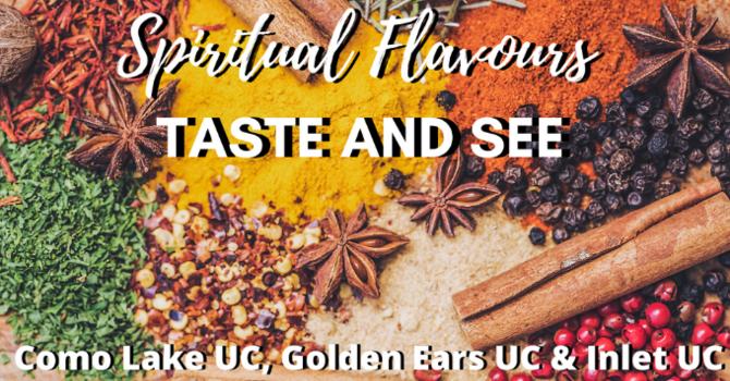 Spiritual Flavours image