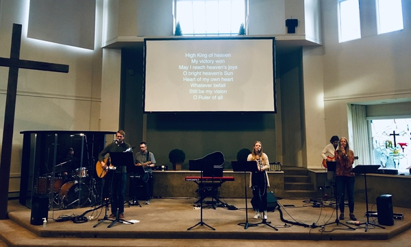 3 Ways to Participate in Sunday Services