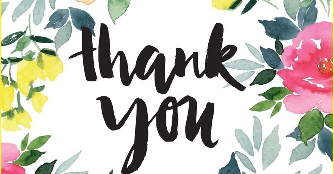 Thank You and An Update from the Shelbourne Community Kitchen image