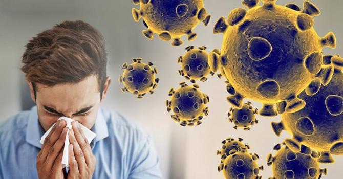 Corona Virus Announcement image