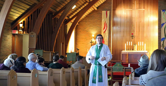 Bishop Appoints Indigenous Ministry Archdeacon and Canon Theologian image