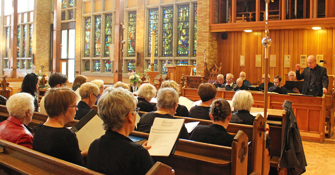 Provincial Synod Opening Service image