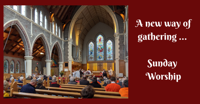Worship - The Second Sunday after Pentecost image