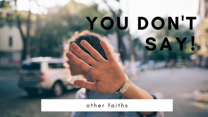 Other Faiths