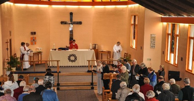 Holy Eucharist - Wednesday Service