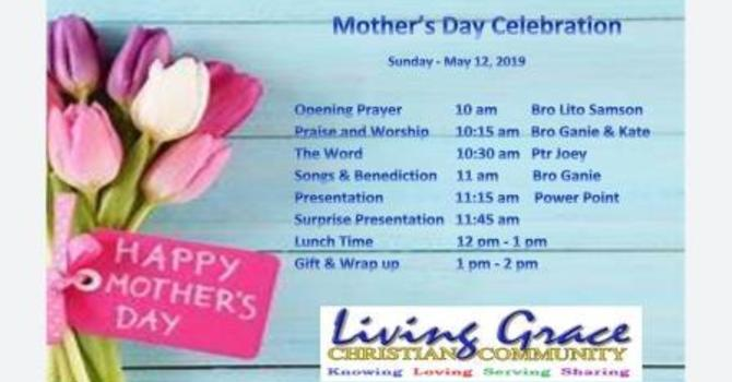 Mother's Day Celebration image