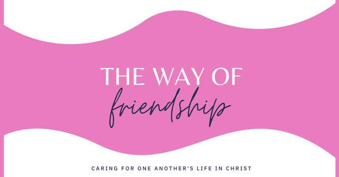 Spiritual Friendship Part 3 - David & Jonathan