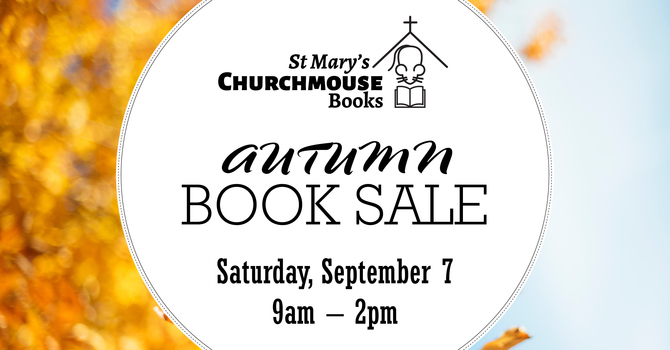 Autumn Book Sale