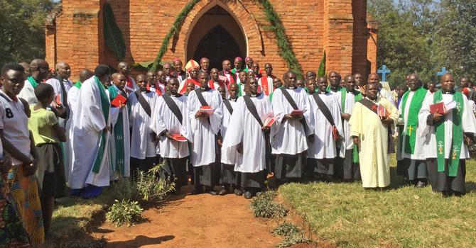 Buyé Service of Ordination image