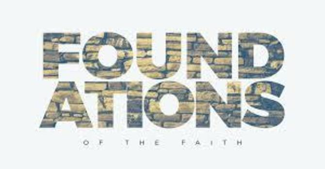 Foundations-The Church