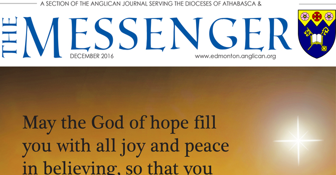 The Messenger December, 2016 image