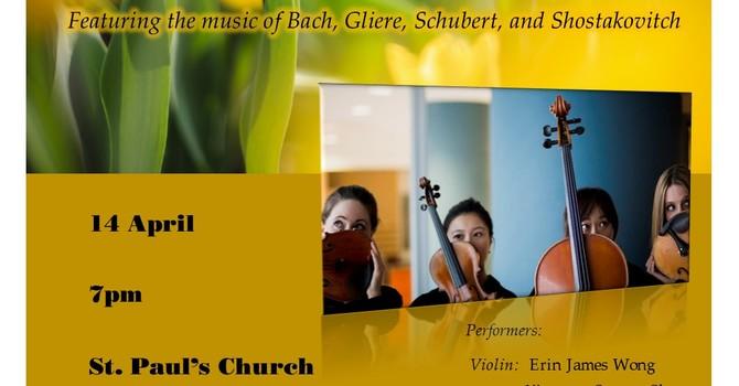 String Serenade @ St. Paul's