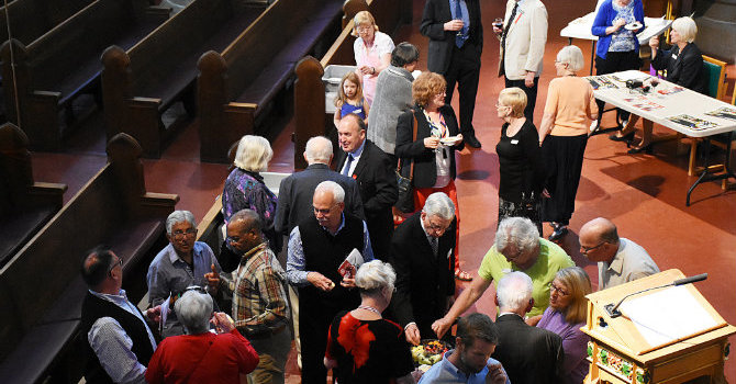"""Cathedral launches """"The Friends of Christ Church Cathedral"""" image"""