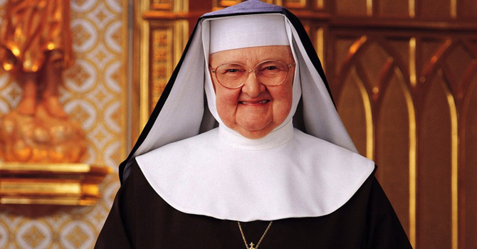 The Passing of Mother Angelica image
