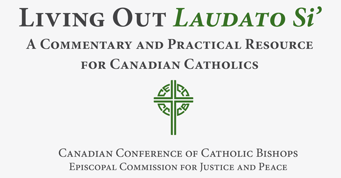 CCCB Releases Practical Guide to Laudato Si image