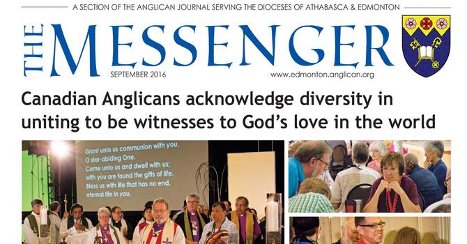 The Messenger September, 2016 image