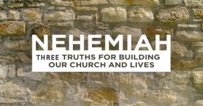 Three truths for building our Church and our lives on Christ