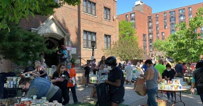 Salem Raises $1240 To Send to Holy Trinity Lutheran Church in Minneapolis image