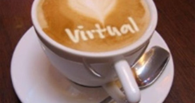 'Coffee After Church' ~ virtual style