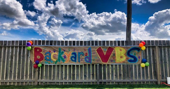 Backyard VBS image