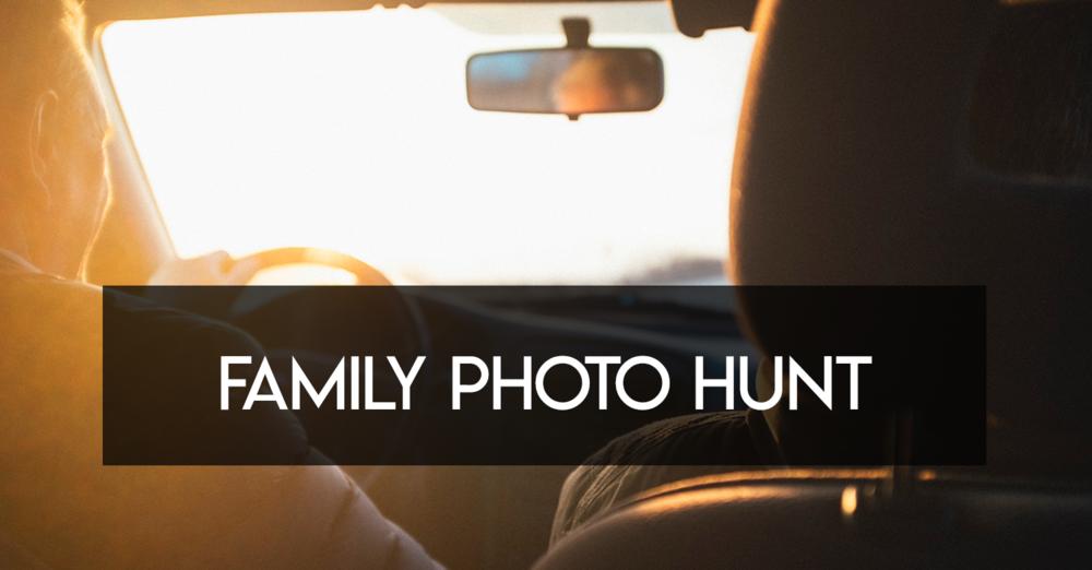 Family Photo Event