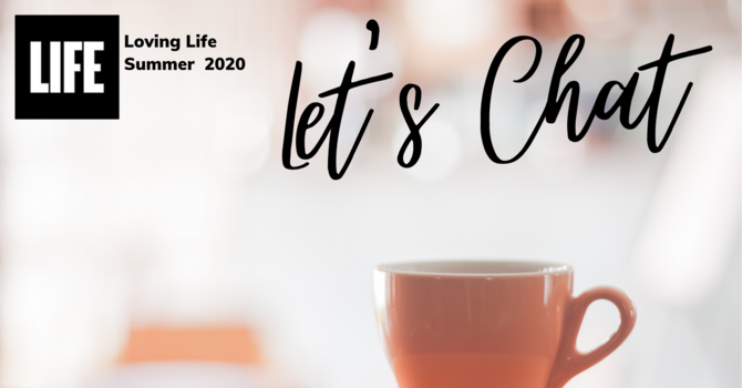 Let's Chat - Coffee & Tea Time