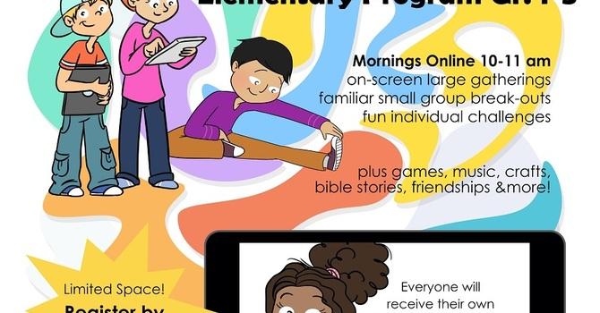 Virtual Day Camp image