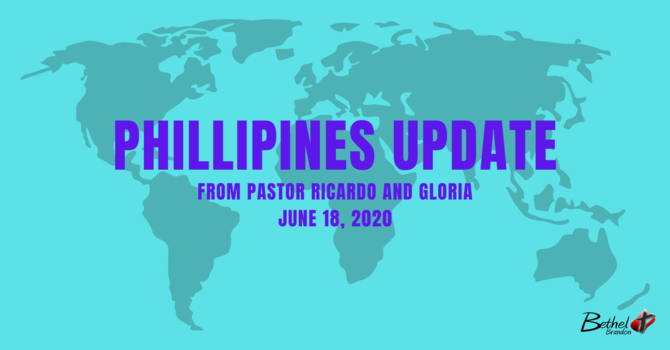 Update from the Phillipines image
