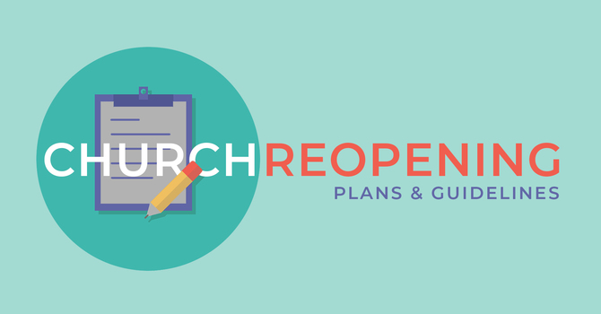Reopening to Worship Together this Sunday, June 21 image