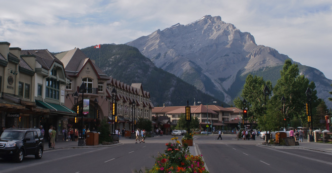 Banff Pastor & Spouse's Conference
